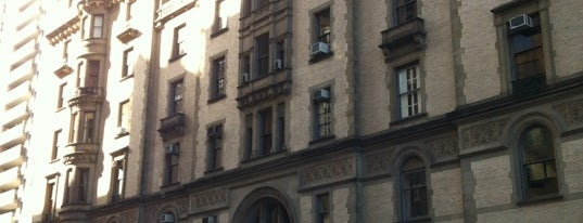 The Dakota is one of 101 places to see in Manhattan before you die.