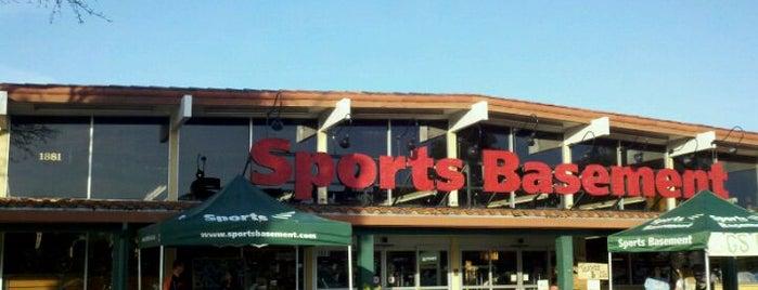 Sports Basement is one of Max: сохраненные места.