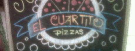 El Cuartito Pizzas is one of xtc.