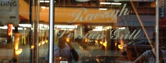 Ravagh Persian Grill is one of Dinner options.