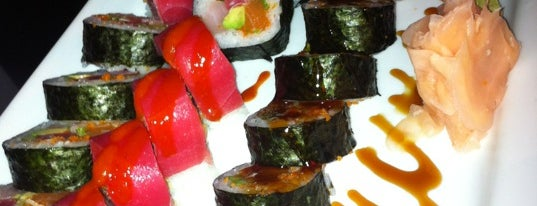 Sushi Rock is one of Ft Lauderdale.