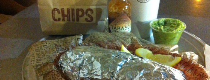 Chipotle Mexican Grill is one of Heather 님이 좋아한 장소.