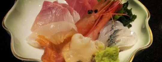 Kame Sushi is one of irashaimase.