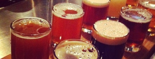 ThirstyBear Brewing Company is one of Beer 47 Craft Beer Guide to SF.