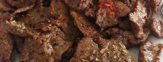 Ciğerci Zarif is one of 20 favorite restaurants.