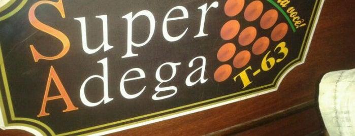 Super Adega is one of Goiania.