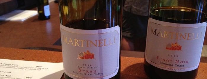 Martinelli Winery is one of Posti che sono piaciuti a Vivek.