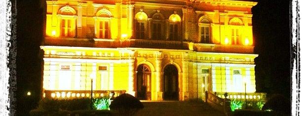 Palácio Rio Negro is one of Petrópolis RJ.