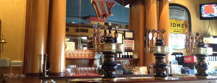 Widmer Brothers Brewing Company is one of Portland.