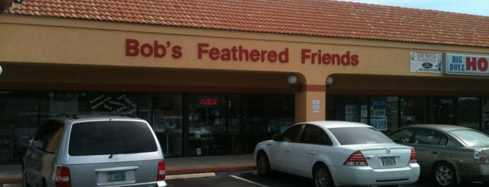 Bob's Feathered Friends is one of Tempat yang Disukai Betsy.