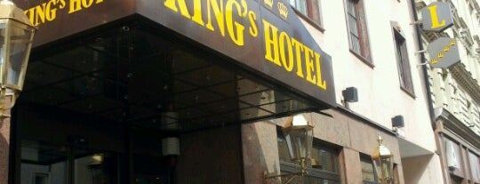 King's First Class Hotel is one of Hotels 2.