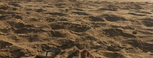 Cerritos Beach is one of Gespeicherte Orte von Nora.