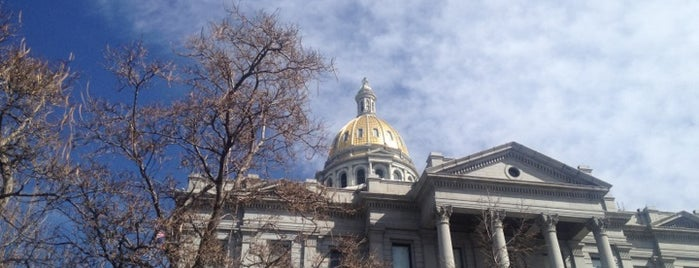 Colorado State Capitol is one of Denver.
