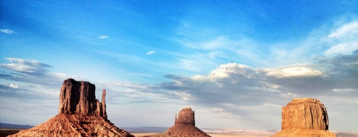 Monument Valley is one of Historic America.