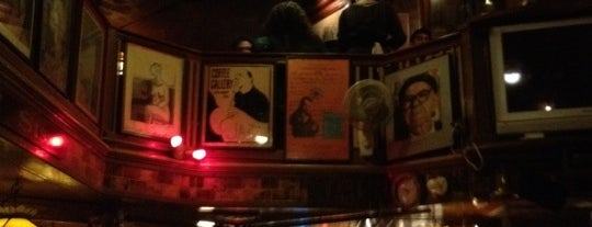 Vesuvio Cafe is one of Top 100 Bay Area Bars (According to the SF Chron).