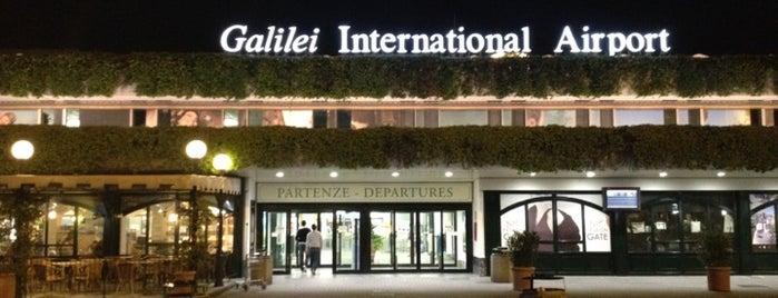 """Aeroporto di Pisa """"Galileo Galilei"""" (PSA) is one of Airports Worldwide...."""