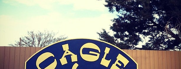 Cagle Steaks is one of Places to eat.