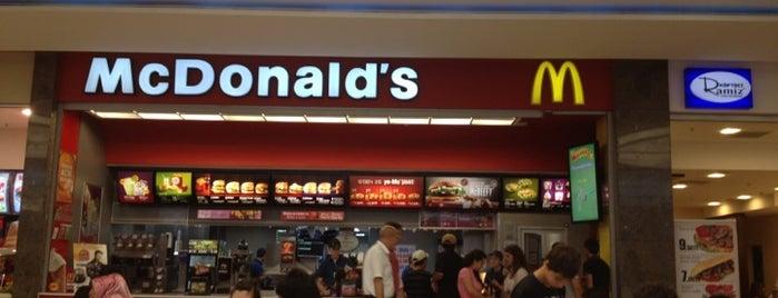 McDonald's is one of MUTLU 님이 좋아한 장소.