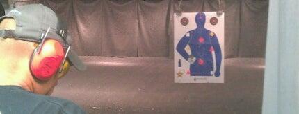 Bridgeport Shooting Range is one of Ranges I've shot at.