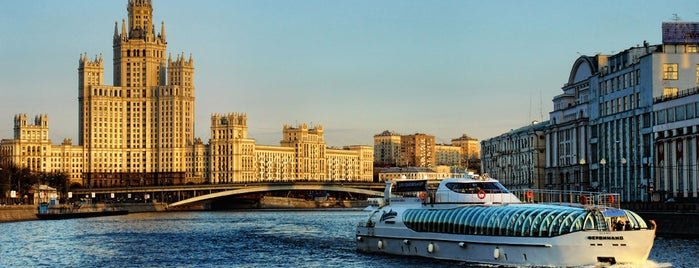 Flotilla «Radisson Royal» is one of Entertainment in Moscow.