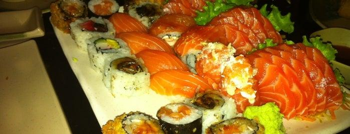 Imperador Sushi is one of Veja Comer & Beber ABC - 2012/2013 - Restaurantes.