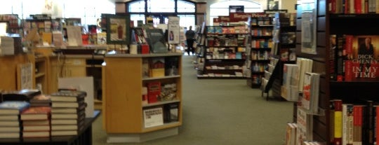 Barnes & Noble is one of Fingerlakes Transport an Tour Service.