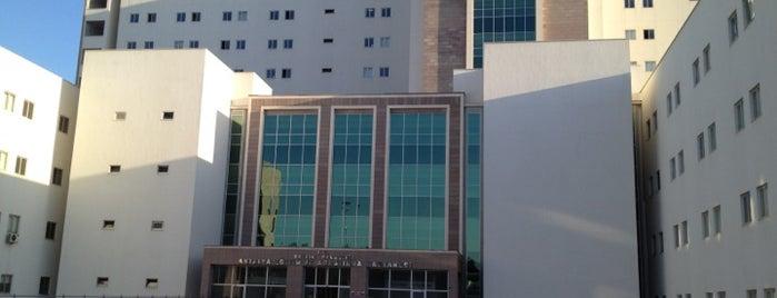 Antalya Eğitim ve Araştırma Hastanesi is one of Gizem.