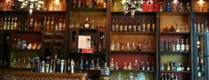 Mago Grill & Cantina is one of Tempat yang Disukai Tunisia.