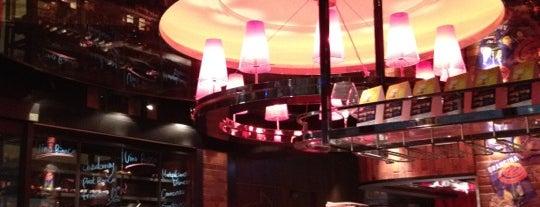 アチェーゾ ACCESO Italian Bar & Trattoria is one of Locais curtidos por Luiz Gustavo.