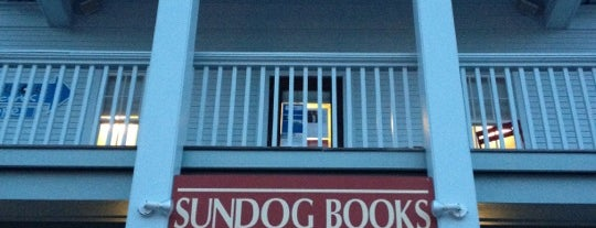 Sundog Books is one of Lugares favoritos de Colin.