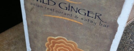 Wild Ginger is one of Seattle.
