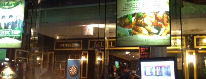 Mulligan's Irish Pub & Restaurant is one of Singapore: business while travelling part 3.