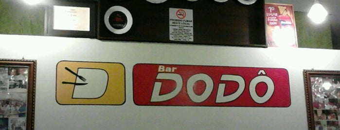 Bar do Dodô is one of Luciano'nun Kaydettiği Mekanlar.