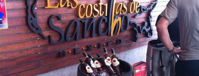 Las Costillas de Sancho is one of Orte, die Rafa gefallen.