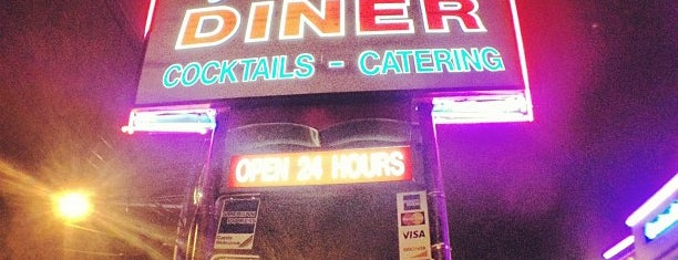 Jersey City Diner is one of The Best New Jersey Diners.