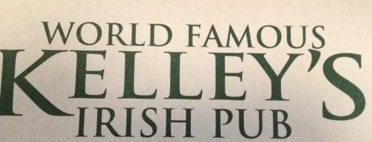 Kellys Irish Pub is one of Global Pints Society.