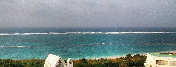 ANA InterContinental Ishigaki Resort is one of Tempat yang Disukai issinta.
