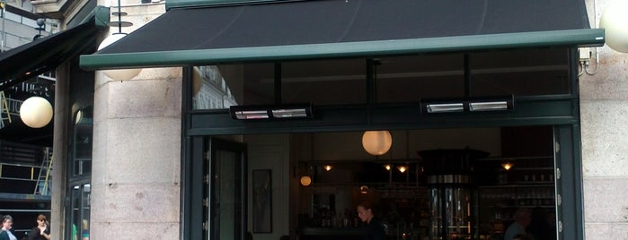 Cafe Norden is one of CPH.