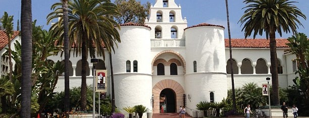 San Diego State University is one of Guide to San Diego's best spots.