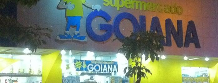 Supermercado Goiana is one of Kellyさんの保存済みスポット.