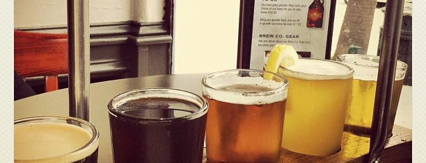 Santa Barbara Brewing Company is one of California Travel Tips - 님이 저장한 장소.