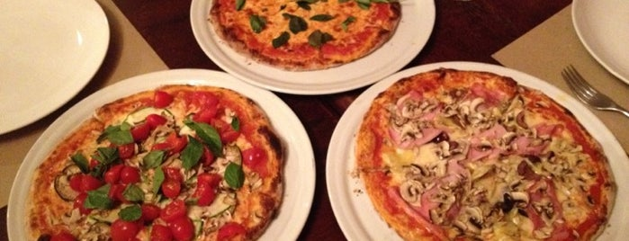 Milano Pizzeria is one of Floripa by The.