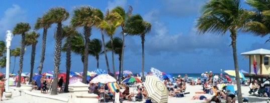 Hollywood Beach Broadwalk is one of Miami.