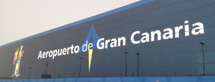 Flughafen Gran Canaria (LPA) is one of Part 2~International Airports....