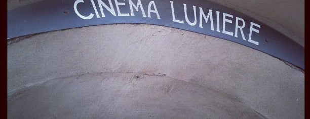 Cinema Lumiere is one of #4sqCities #Pisa - Tips for travellers!.