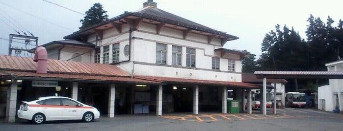 高野山駅 (NK87) is one of World heritage - KOYASAN.