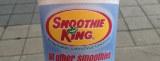 Smoothie King is one of 416 Tips on 4sqDay Challenge - Dwayne List 1.