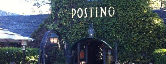 Postino is one of SAN ramon.