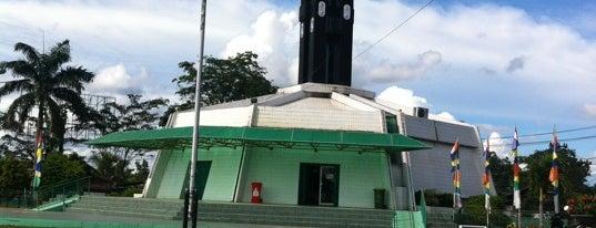 "Khatulistiwa Monument . 109•20`0""0 . Pontianak is one of Destination In Indonesia."