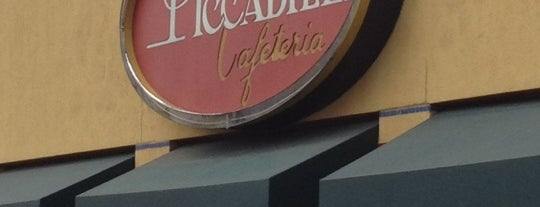 Piccadilly Cafeteria is one of RustyTaylor.biz : понравившиеся места.